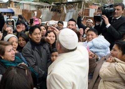 Papa celebra III Dia Mundial dos Pobres e questiona «descarte» de pessoas em nome do lucro