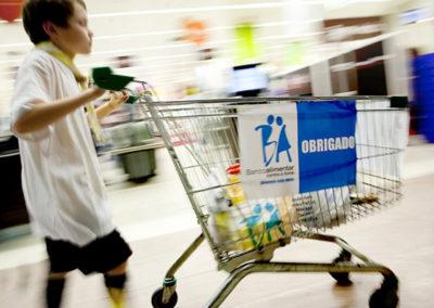 Bancos Alimentares dinamizam campanha de recolha de alimentos