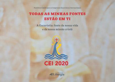 Serviço de Liturgia abre inscrições para o 52º Congresso Eucarístico Internacional