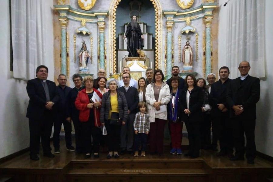 Conselho Pastoral da ilha do Pico reunido em dia da Igreja Diocesana