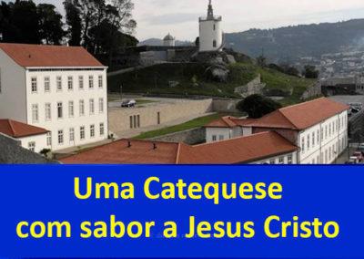 """Uma catequese festiva """"Com sabor a Jesus Cristo"""" é o lema para assinalar os 60 anos do serviço de evangelização e catequese da diocese de Angra"""