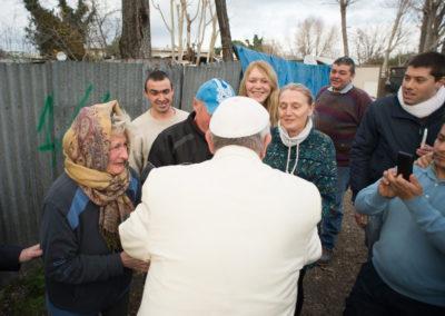 """Papa apela a capitalismo """"inclusivo"""", que rejeite cultura do descarte"""