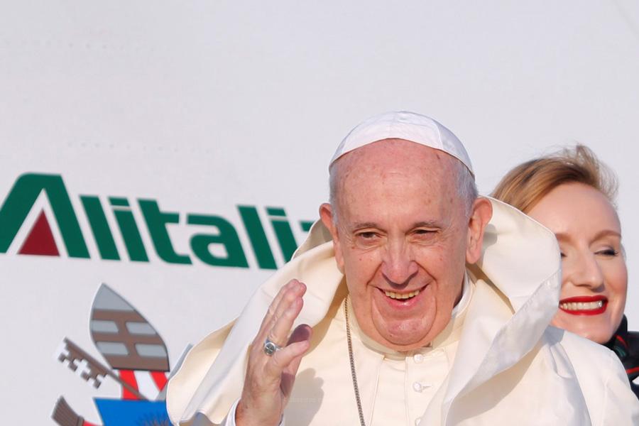 Visita do Papa ao Iraque incentiva permanência de cristãos no país