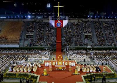 Papa denuncia prostituição infantil e tráfico de pessoas
