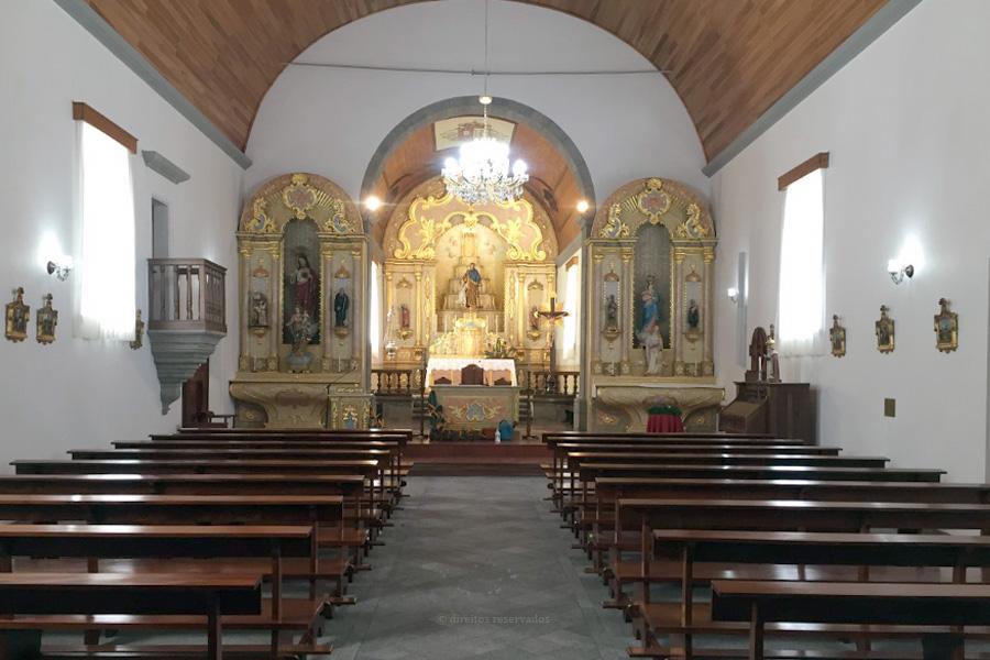 Igreja de São José na Fajã Grande reabre ao culto este domingo depois de nove meses de obras