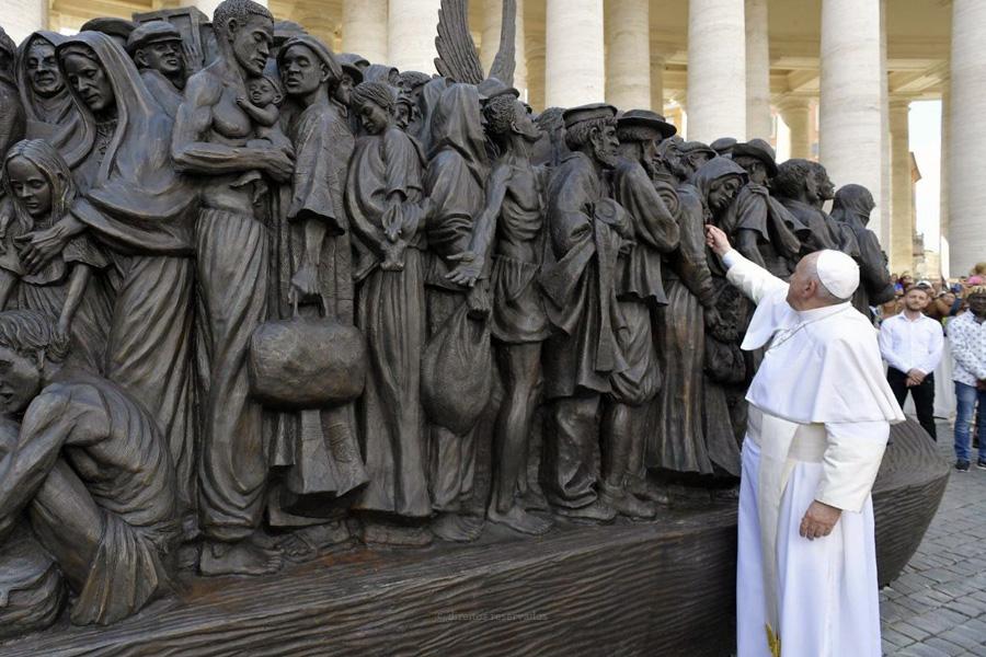 O ano do Papa em revista