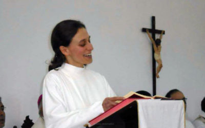 """""""A vida religiosa não tem como objetivo o sacramento da ordem"""" refere Ir. Rita Ornelas"""