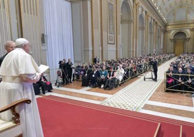 Papa reforça opção de «Igreja em saída»