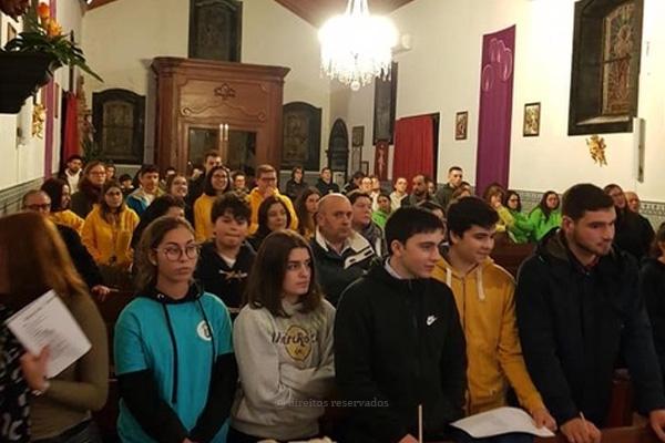 Pastoral juvenil da Terceira celebra domingo da Alegria através da caridade