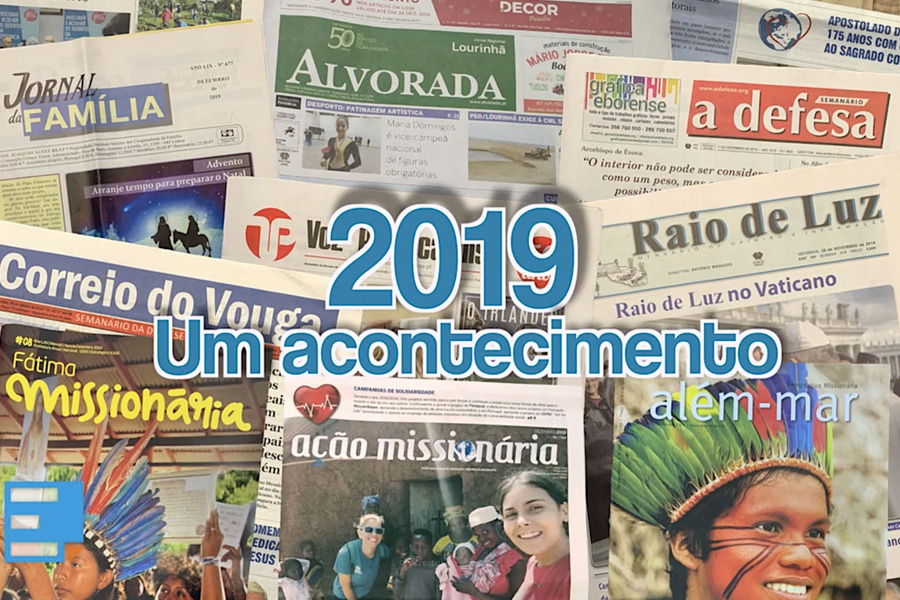 Revista do ano pela Imprensa de Inspiração Cristã e Missionária