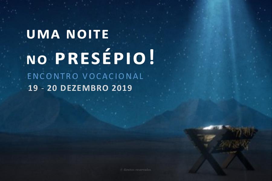 """Pré Seminário de São Miguel organiza """"Uma noite no Presépio"""""""