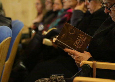 Bíblia tem de sair da «prateleira» – D. Rino Fisichella (c/vídeo)