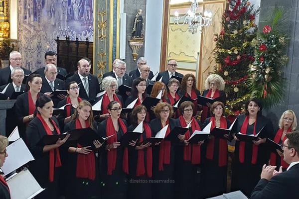 Igreja Arrifes presenteia a comunidade com um Concerto de Ano Novo