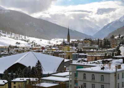 Papa escreve ao Fórum de Davos, defendendo importância da «ética» na Economia
