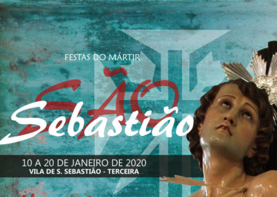Matriz de São Sebastião na Ilha Terceira celebra Festa em honra do seu Padroeiro