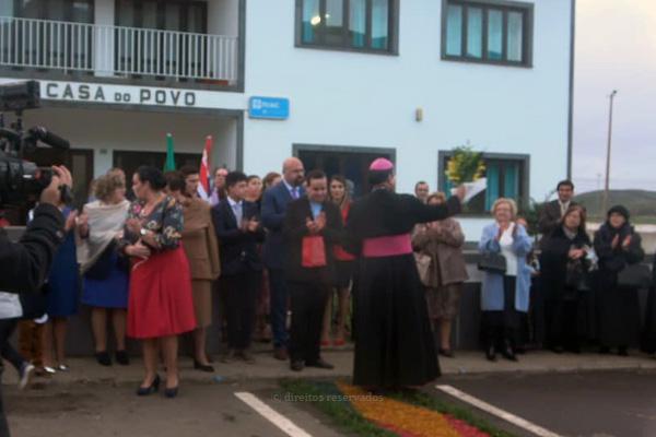 D. João Lavrador realiza visita pastoral à Graciosa