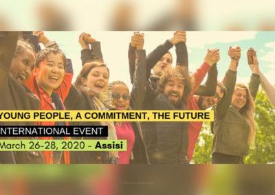 Encontro sobre «Economia de Francisco», em Assis, tem mais de dois mil jovens inscritos
