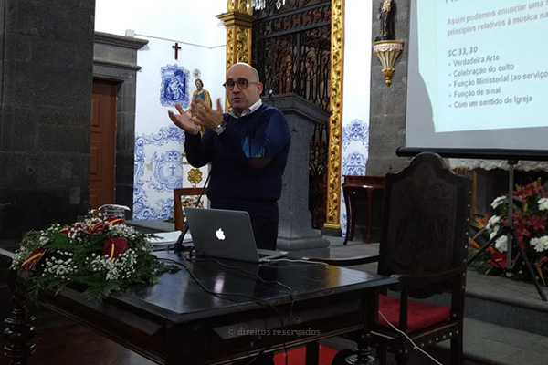 Jornadas Litúrgicas mobilizaram leigos na caminhada sinodal na Igreja dos Arrifes