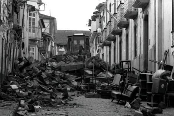 Bispo de Angra lembrou  as vítimas do sismo de 80 nas ilhas Terceira, Graciosa e São Jorge