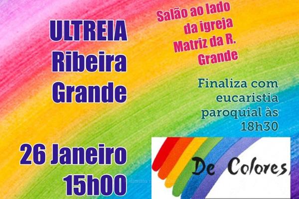 Cursistas de São Miguel promovem Ultreia na Ribeira Grande