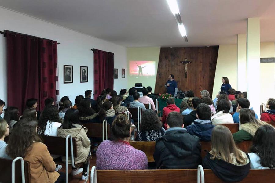 Jovens de São Miguel Vivem Shalom 42