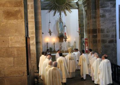 Cabido da Sé completa cinco anos desde a reativação e celebra aniversário com missa na Sé