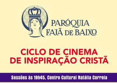 Paróquia da Fajã de Baixo promove ciclo de cinema de inspiração Cristã
