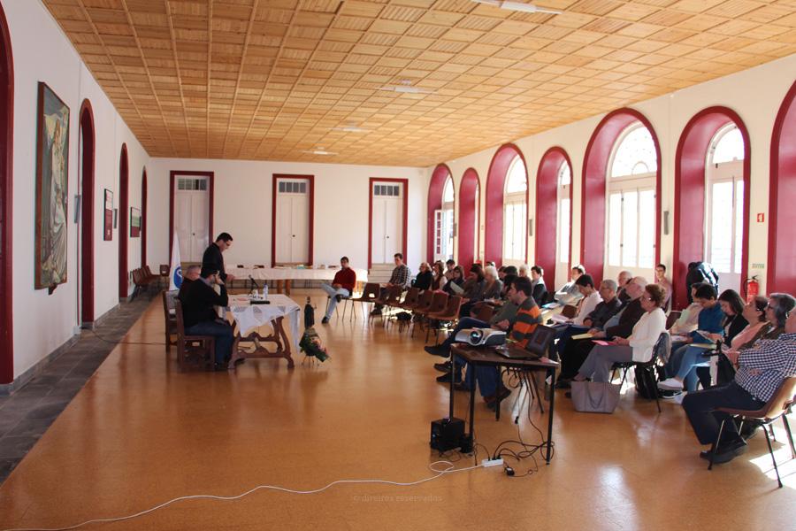 VI Colóquio Vicentino volta a reunir conferências da Terceira no Seminário de Angra