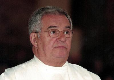 Diácono Manuel Castelo morre aos 77 anos de idade