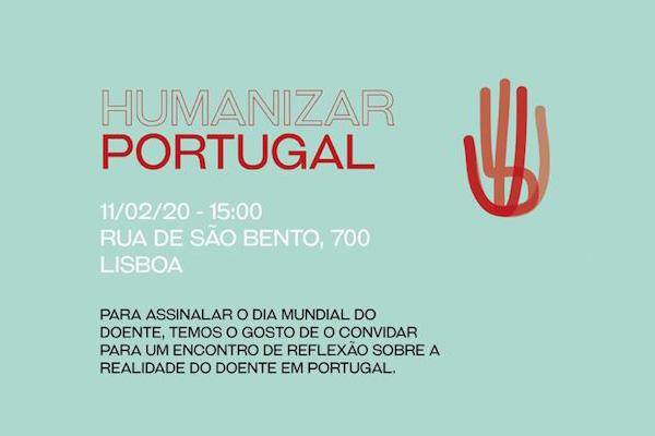 Plataformas lançam manifesto Humanizar Portugal