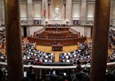 Assembleia da República trava referendo à eutanásia
