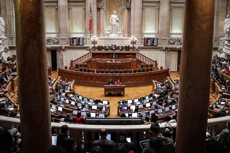 Assembleia da República aprovou cinco projetos de despenalização da eutanásia em Portugal