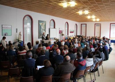 Sessenta casais participaram no retiro anual das Equipas de Nossa Senhora do Sector Açores Centro