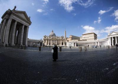 Papa convoca momento mundial de oração e concede bênção extraordinária