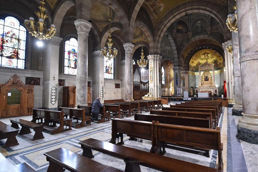 Igreja determina suspensão de celebrações com fiéis nas ouvidorias do Nordeste e Vila Franca do Campo por causa do agravamento da pandemia