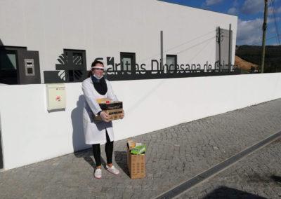 Cáritas Portuguesa lança fundo de emergência centrado na ajuda alimentar