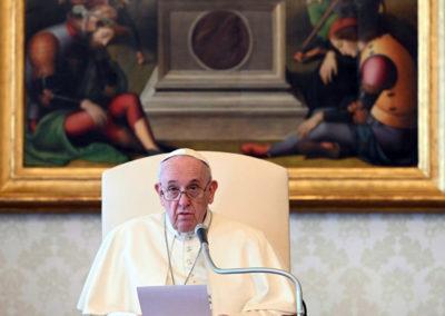 Papa assinalou Dia Mundial do ambiente com jovens