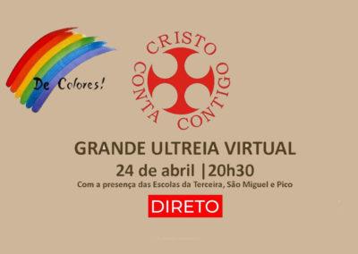 Ultreia inédita nos Açores: Cursilhos de Cristandade promovem encontro virtual para os cursilhistas dos Açores
