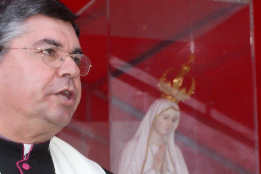 D. João Lavrador une-se à oração mariana do Papa em momento de provação