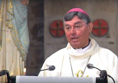 """Bispo de Angra apela a uma comunicação social """"livre"""" que """"dê voz a quem não a tem"""""""