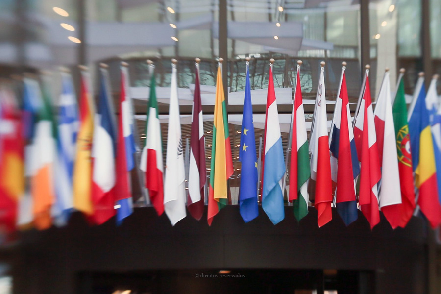 """""""Que a Europa cresça unida"""" diante da pandemia, pede o Papa"""