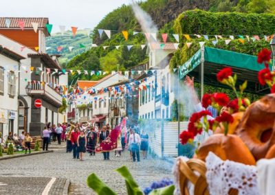 """O ano em que o Espírito Santo é """"adiado"""" nos Açores"""