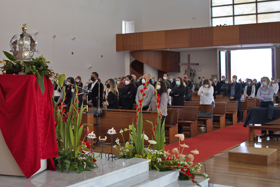 Igrejas de São Miguel e da Graciosa voltam a poder receber fieis em celebrações comunitárias