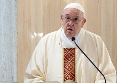 Liberdade Religiosa: «Peço a todos que parem de instrumentalizar as religiões» – Papa Francisco