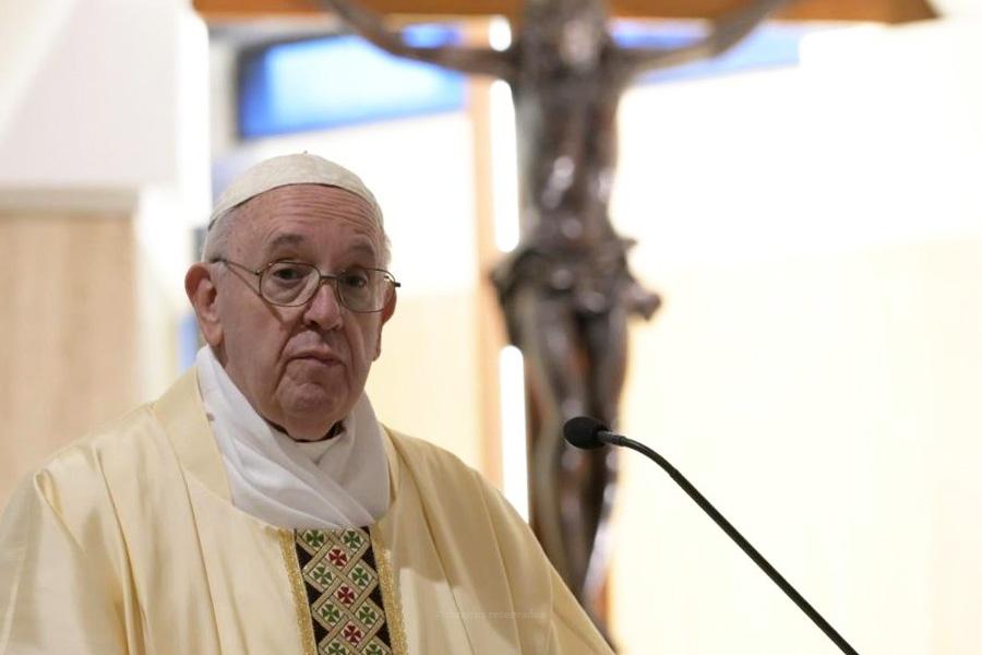 Papa Francisco rezou pelos desempregados neste período de pandemia