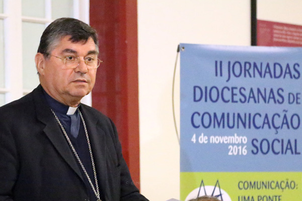 D. João Lavrador reconduzido na liderança da Comissão Episcopal dos Bens Culturais e Comunicação Social