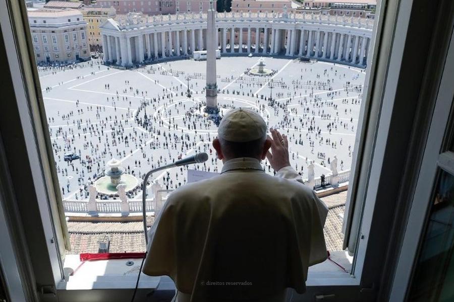 Papa reforça apelo por cessar-fogo global, para ajudar vítimas da pandemia