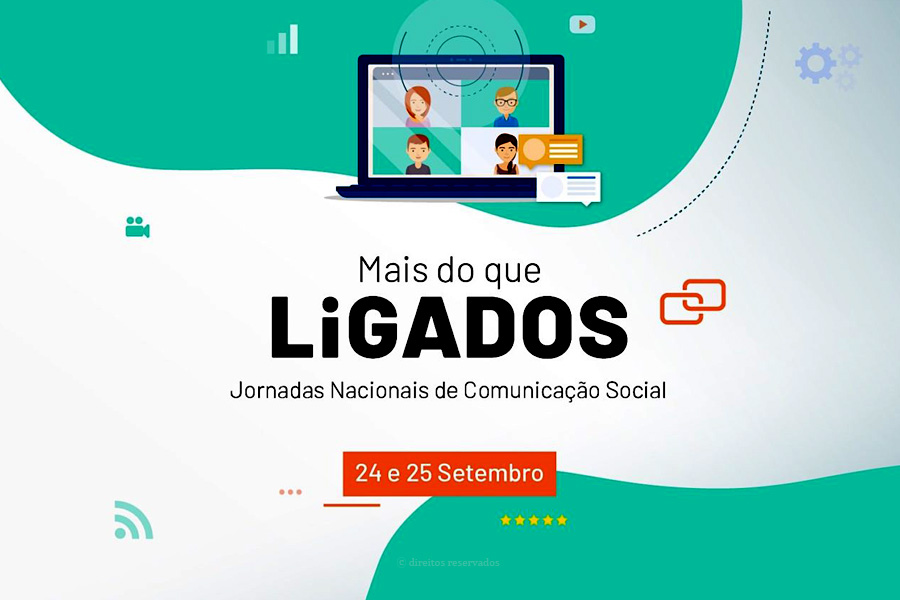 Secretariado Nacional das Comunicações Sociais promove participação alargada em jornadas online