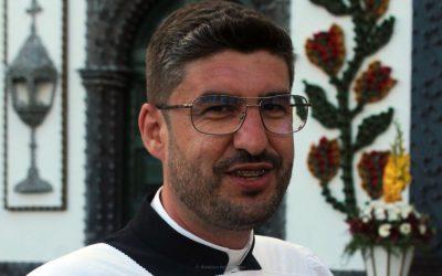 Padre Davide Barcelos, cinco anos ao serviço da comunidade de Arrrifes