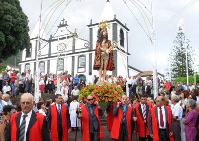 Festa do Senhor Bom Jesus do Pico celebrada de acordo com regras da pandemia